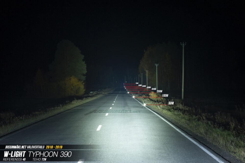 W-LIGHT TYPHOON 390