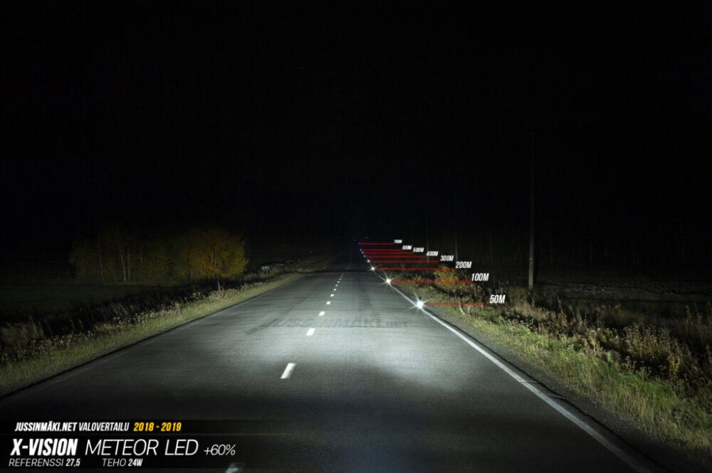X-VISION METEOR LED