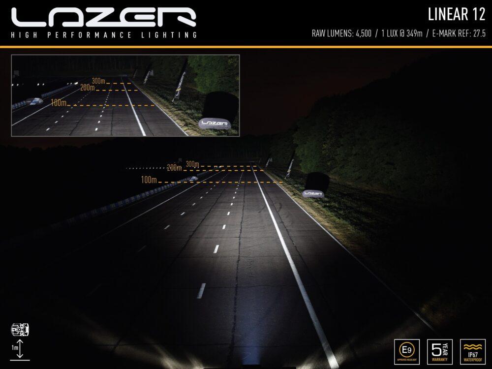 LAZER LINEAR-12