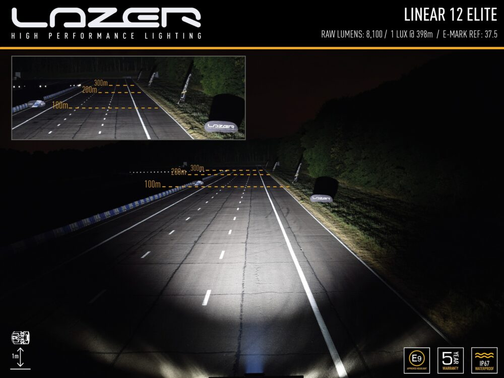 LAZER LINEAR-12 ELITE
