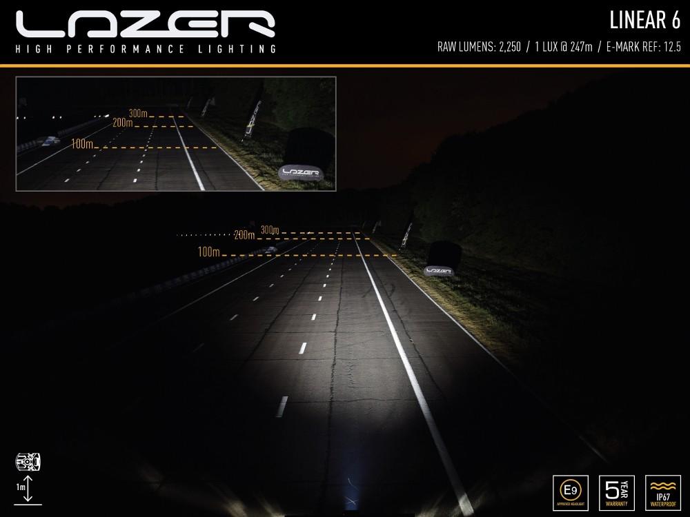 LAZER LINEAR-6