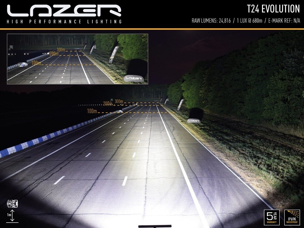 LAZER T24 EVOLUTION