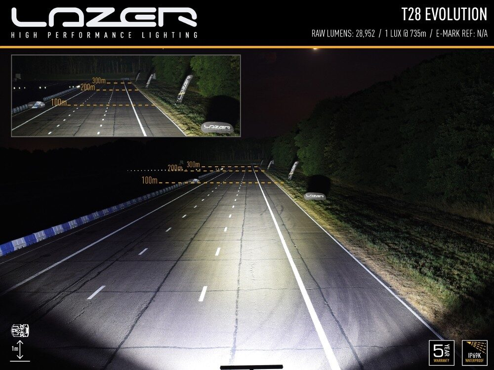 LAZER T28 EVOLUTION