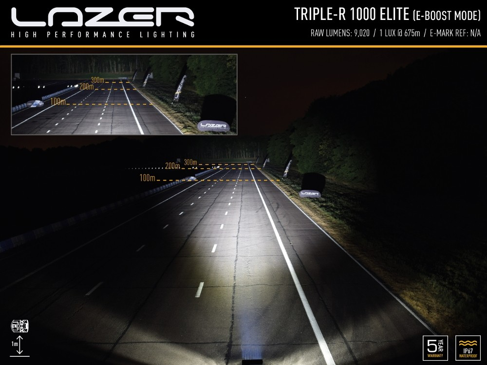 LAZER TRIPLE-R 1000 ELITE3
