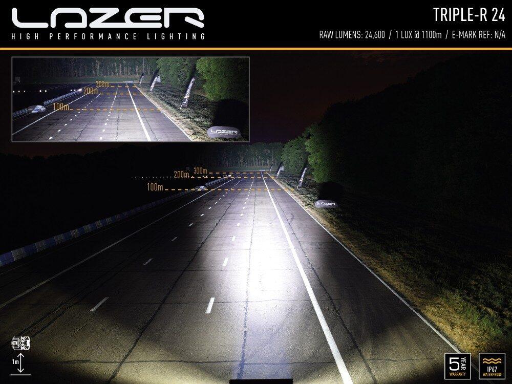 LAZER TRIPLE-R 24 STD