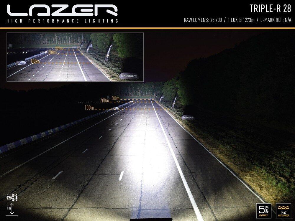 LAZER TRIPLE-R 28 STD