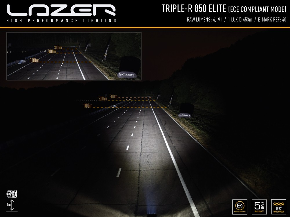 LAZER TRIPLE-R 850 ELITE3